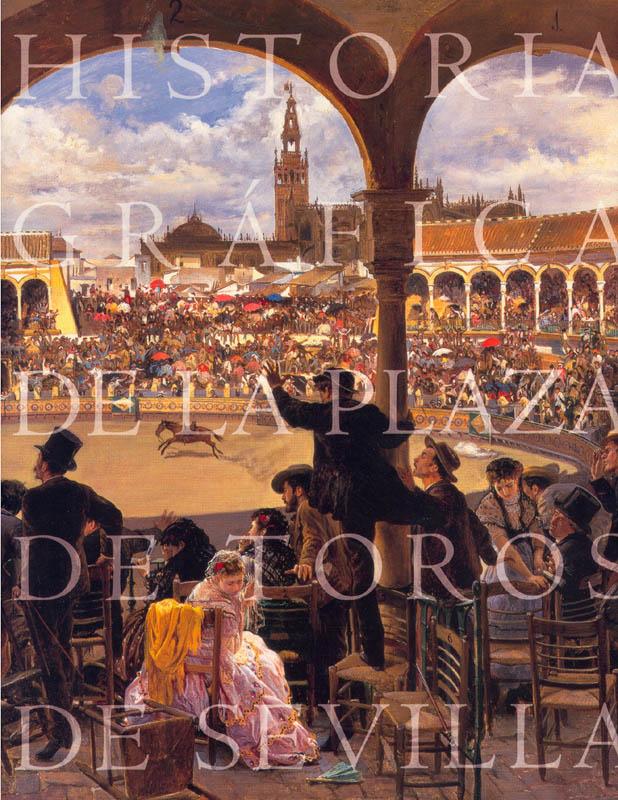 """La plaza de la Maestranza en los albores de la fotografía (1839-1863) y Tauromaquia dinámica y fotografía. En: """"Historia gráfica de la plaza de toros de Sevilla"""""""